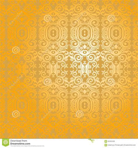 Batik Ornament Wallpaper | wallpaper batik abstract and ethnic ornament stock vector