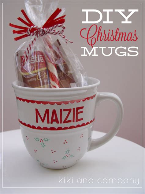 mugs for gifts 101 inexpensive handmade gifts i nap time
