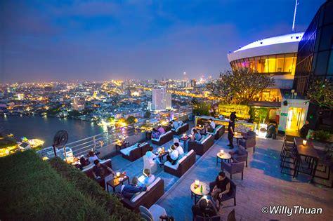 top  nightlife riverside bangkok  places