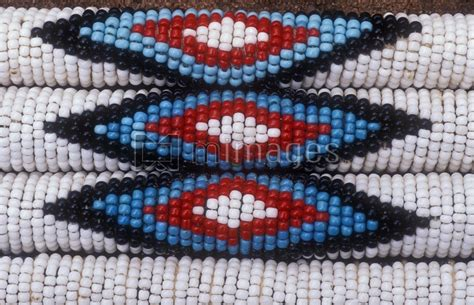 beadwork zulu zulu beadwork south africa rights managed image by