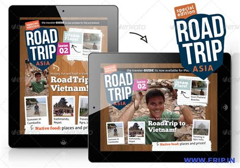 digital magazine templates best 40 digital magazine templates for 2013 frip in