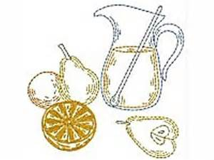 Kitchen Embroidery Designs by Machine Embroidery Designs Kitchen Multicolor Set