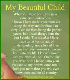 Love Quotes For Your Son by Love For My Children Quotes