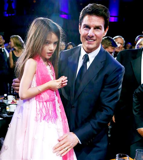 tom and suri cruise win a night at the cinderella castle suite in tom cruise reportedly hasn t seen daughter suri in years