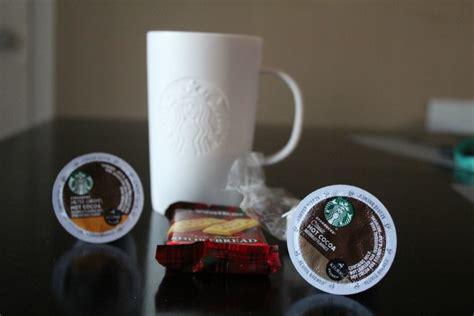 end cup rel unwinding at the end of the day with a starbucks kcup