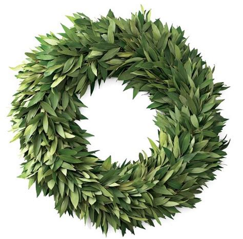 Bayleaf Wreath Bay Leaf Wreath Highlands