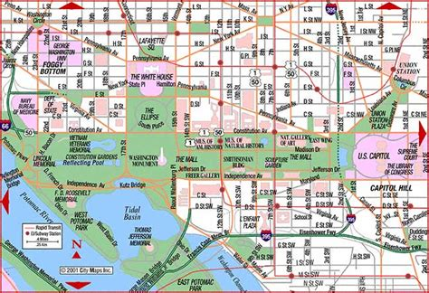 washington dc map of attractions map of washington dc attractions swimnova