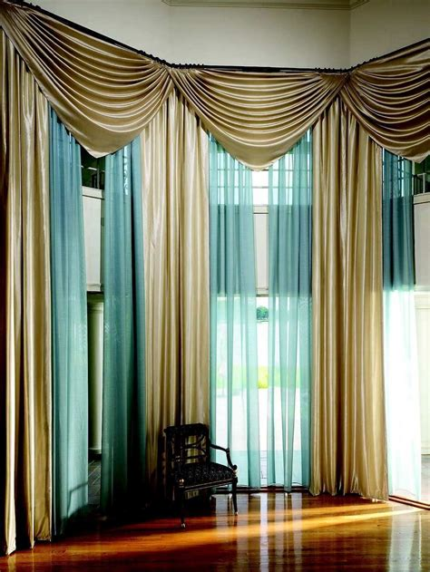 designer valances draperies 2017 grasscloth wallpaper