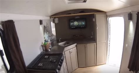 Clever Kitchen Ideas by Video This Is Insane Cargo Trailer Is Flawlessly