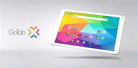 android tablet lollipop 10 inch gotab x android lollipop ips tablet gt10x