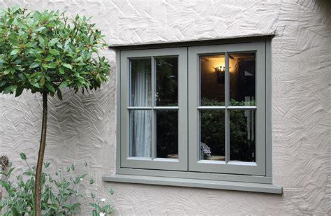 Upvc Cottage Windows by Flush Casement Windows The Burgess