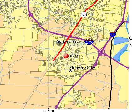 Grove City Ohio Map by Grove City Ohio Related Keywords Amp Suggestions Grove