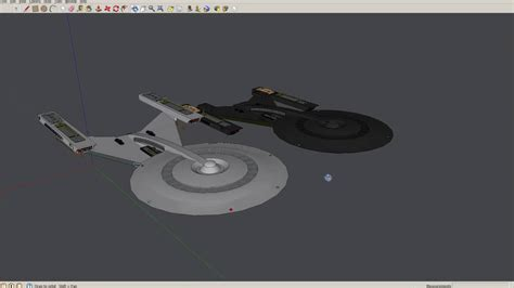 fan made trek trek discovery uss discovery starship fan made 2
