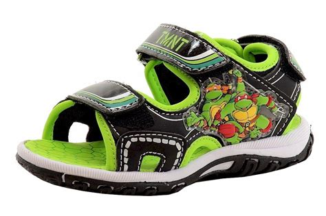 Turtle Light Up Shoes by Mutant Turtles Tmnt Toddler Boy S Light Up