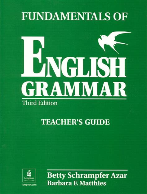 Fundamentals Of Grammar With Answer Key Third Edition 1 Posts Filecloudluv