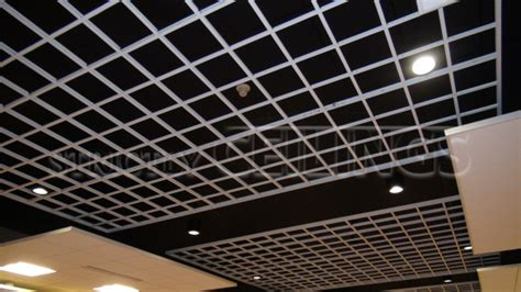 Chicago Grid Ceiling 15 16 quot drop ceiling grid showroom armstrong prelude xl