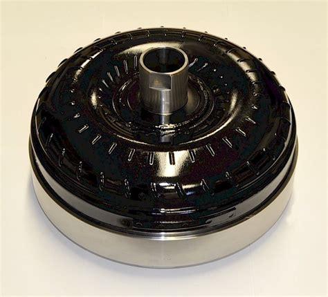 billet triple clutch torque converter
