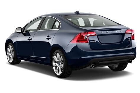 2012 Volvo S60 Reviews And Rating Motor Trend