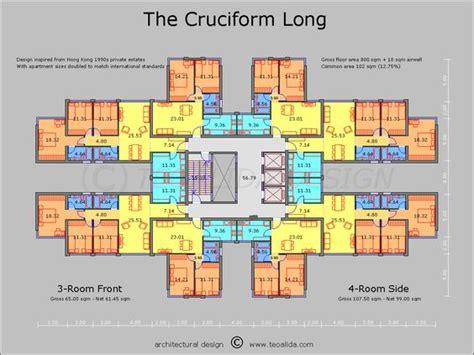 cruciform floor plan the world s catalog of ideas