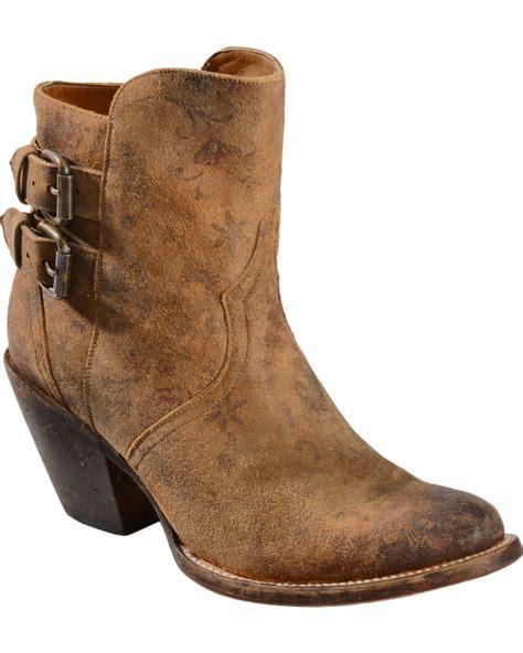 country boot handmade bandung lucchese handmade 1883 s booties country