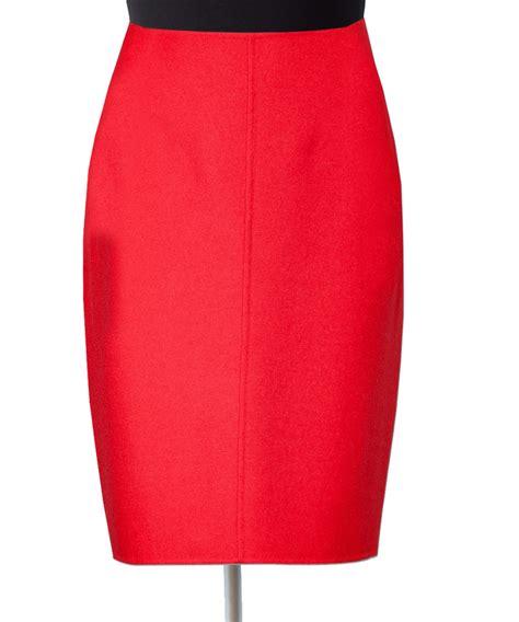 linen pencil skirt elizabeth s custom skirts