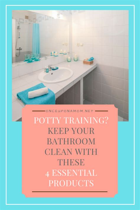 potty training tips and products 5 tips for keeping your bathroom clean when you are potty