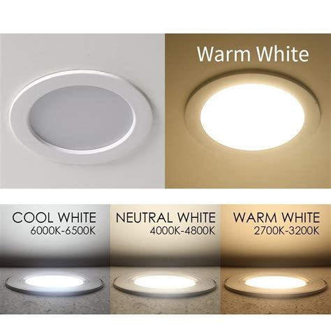 5 led recessed light 5w 2 5 inch led recessed lighting 3000k 6000k recessed