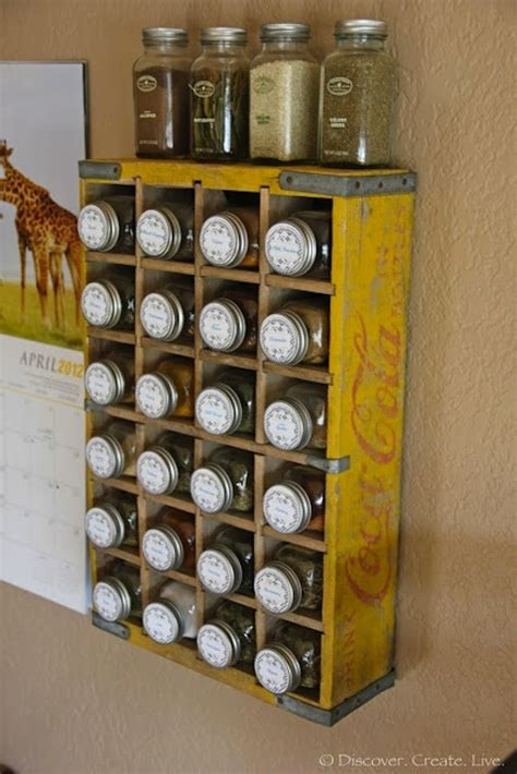 kitchen spice storage ideas diy spice rack 5 you can make bob vila