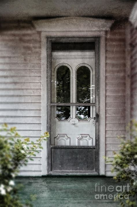 Vintage Front Doors Front Door Of Vintage House Photograph By Battaglia