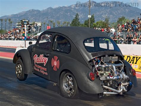 Volkswagen Drag when the volkswagen beetle speed in world drag race cool modification adavenautomodified