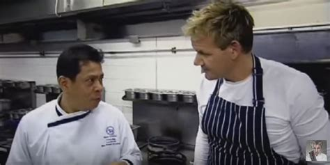 Sliding Pad Gordon gordon ramsay s pad thai gets ripped by thai chef