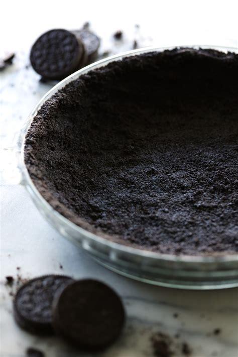 Rte Chococrust Oreo no bake oreo pie crust chef in