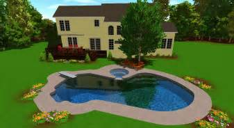 pool and patio pool and patio design for south lyon customers az pools