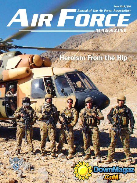air force usa june    magazines