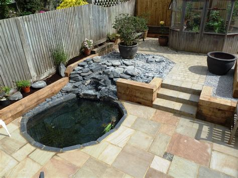 Garden makeover Southwick, low maintenance garden with