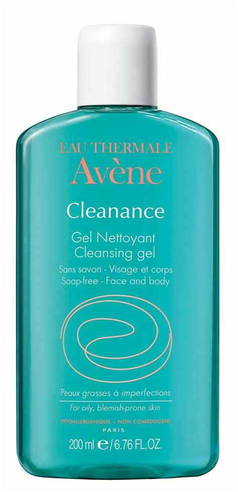 Avene Cleanance Cleansing Gel av 232 ne cleanance cleansing gel reviews beautyheaven