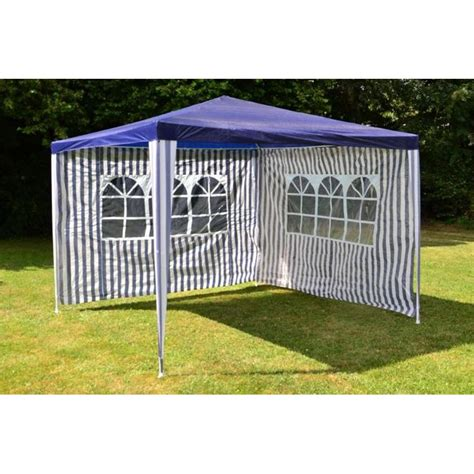 teli laterali gazebo 3x3 gazebo da giardino o per ceggio 3x3 con teli laterali
