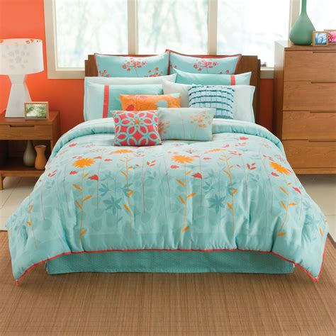 ty pennington style meadow complete bed set
