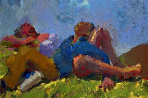 Kevin Sinnott S New Paintings Go On Show Wales