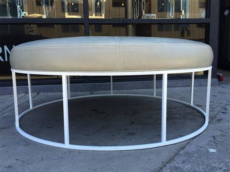 big round ottoman pouf for sale at 1stdibs round ottomans for sale 28 images stunning custom