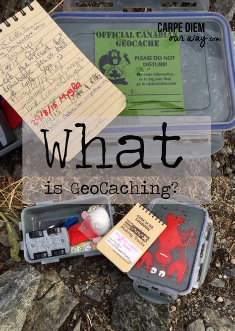 what is geocaching carpe diem our way family travel blog