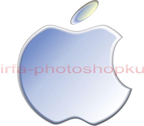 membuat logo apple cara membuat logo apple efek metalic dengan coreldraw