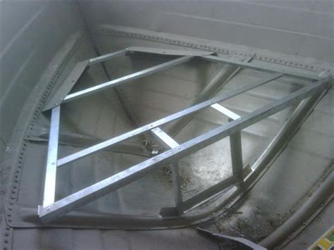 how to build aluminum boat floor how to add a front deck to a v hull and here s where i