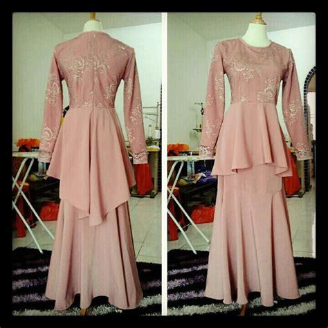 Baju Kurung Kenduri Kahwin 12 best baju raya images on baju raya fashion and modest fashion