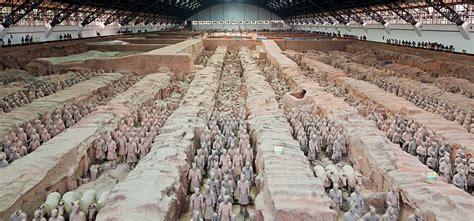Terracotta Warriors Mysterious Underground Army
