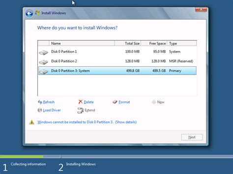 format hard disk before installing windows 7 how to install windows from usb install windows 7
