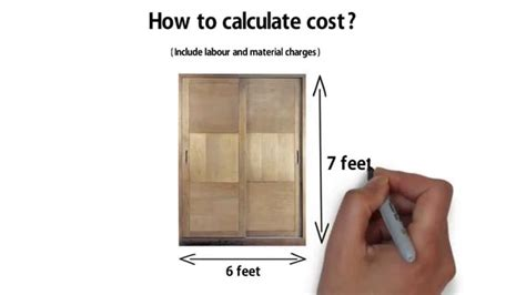 """""""Wardrobe Design & Cost Planner"""" by ContractorBhai.com"""