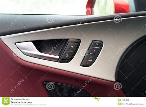 Car Door Interior Interior Panel Of Car Door Stock Photo Image 41534543