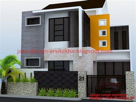 gambar rumah minimalis bagian depan