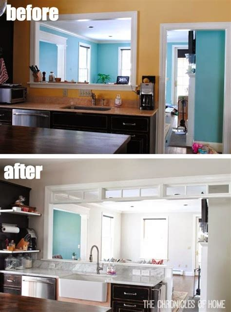 Kitchen Island Remodel by How To Install Transom Windows The Chronicles Of Home